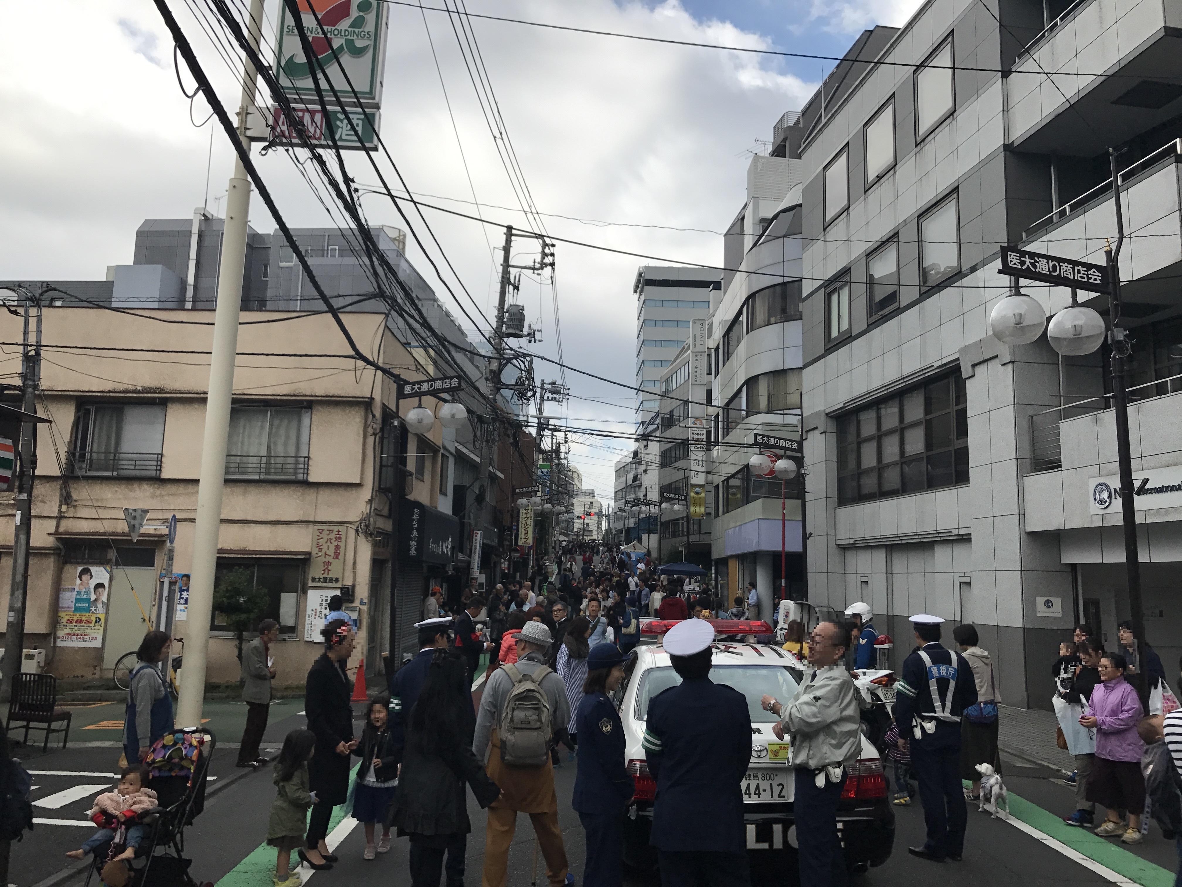 医大通り商店会 音楽フェスティバル2018